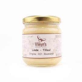 Weyn's Linde Honing 250 gram (vast)