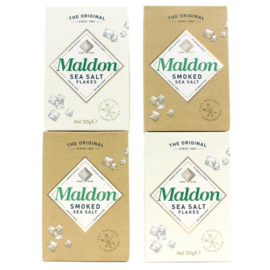Maldon Salt Company Sea Salt Flakes