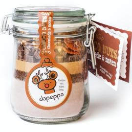 Dapeppa Koekjespot Choco Nuts