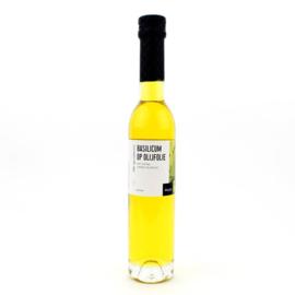 Wajos Basilicum olijfolie 250 ml.