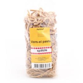 De Aalshof speltgraan volkoren spatzle ei-pasta 250 gram