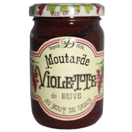 Denoix Moutarde Violette de Brive (mosterd)