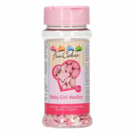FunCakes Sprinkle Medley Baby Girl