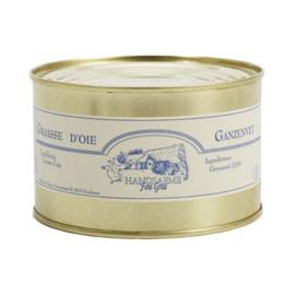 Handsaeme Ganzenvet blik 400 gram (Graisse d'oie )