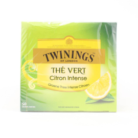 Twinings Green Lemon 50 st.