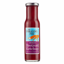 The Foraging Fox Smoked Beetroot Ketchup