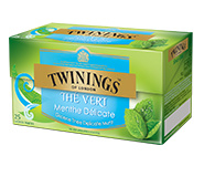 Twinings Green Mint 25 st. (groen)