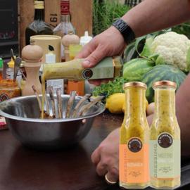 Wijndragers Sinaasappel-Rozemarijn dressing
