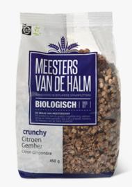 Meesters van de Halm - Crunchy Citroen Gember