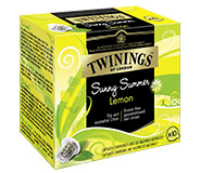 Twinings Tea Pods Nespresso Sunny Summer Lemon