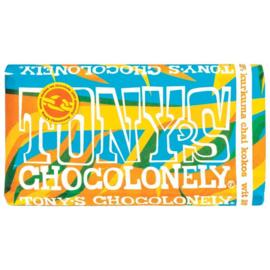 Tony's Chocolonely Wit Kurkuma Kokos LIMITED EDITION