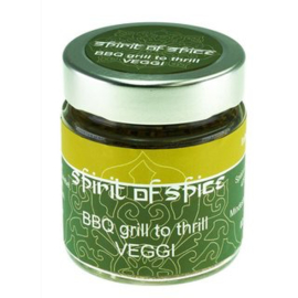Spirit of Spice BBQ grill to thrill VEGGI (plantaardige ovenschotels, aardappelgratin en groentesoepen)