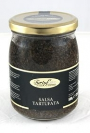 Tartuforo Truffel tapenade 500 gram