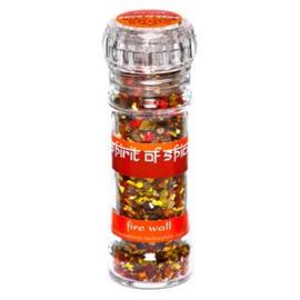 Spirit of Spice Fire Wall (gegrild vlees, goulash, chili con carne, gebakken aardappel)