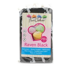 FunCakes Rolfondant Raven Black
