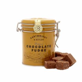 Cartwright & Butler Belgian Chocolate Fudge