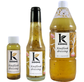 Kiooms Knoflook dressing 249 ml.