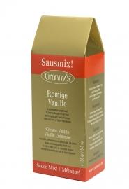 Granny's romige vanillesaus