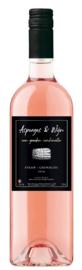 Rose Wijn voor bij Asperges Syrah-Grenache
