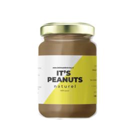 Zoete Moed It's Peanuts Pindakaas Naturel