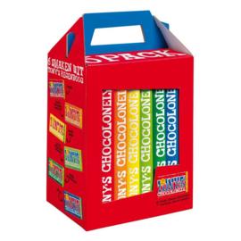 Tony's Chocolony Draagbare Regenboog 6-pack