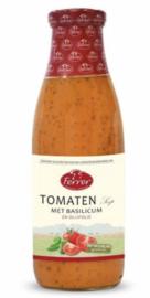 Ferrer Tomaten soep met basilicum