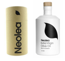 Neolea Griekse Olijfolie + Cadeau koker
