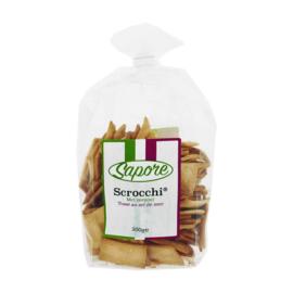 Sapore Scrocchi met Zeezout