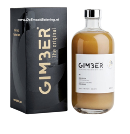 Gimber Drink 500 ml. + cadeau verpakking (20 glazen)