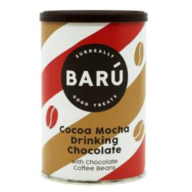 BARÚ Cocoa Mocha Drinking Chocolate (12 koppen)
