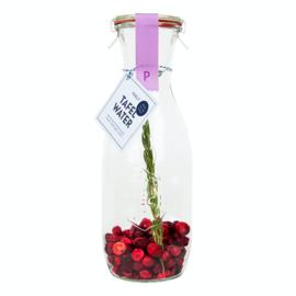 Pineut Tafelwater Cranberry, Kers & Rozemarijn