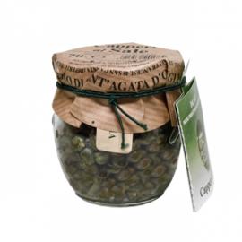 Italiaanse Kappertjes op Zeezout in geschenkpotje