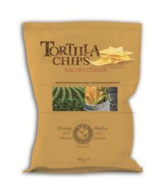 Fox Tortilla Chips Nacho Cheese 40 gram