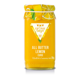 Cottage Delight All Butter Lemon Curd