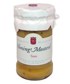 BIO Honing Mosterd saus