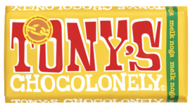 Tony's Chocolonely Melk Noga