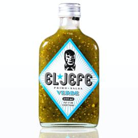 El Jefe saus, Primo Salsa Verde 200 ml.