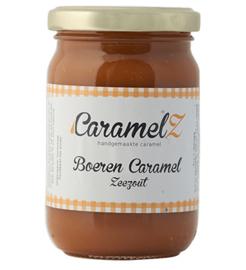 CaramelZ Boeren Karamel Zeezout 225 gram
