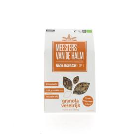 Meesters van de Halm - Granola Vezelrijk