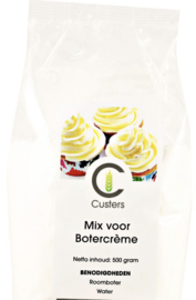 Custers Mix voor Botercréme 500 gram