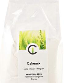 Custers Cakemix 1 kg.
