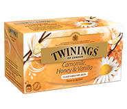 Twinings Infusions Kamille & Honing Vanille 25 st.