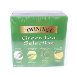 Twinings Theekist Green Tea 4x10 st.