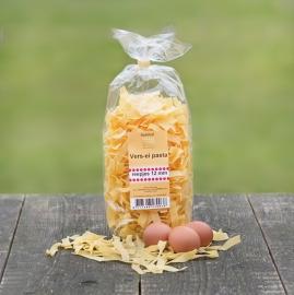De Aalshof reepjes 6 mm. ei-pasta 250 gram