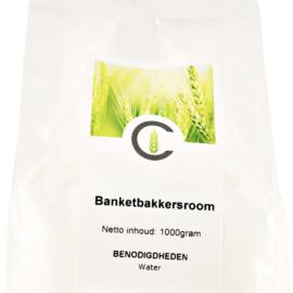 Custers Banketbakkersroom 1 kg.