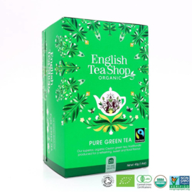 English Tea Shop Pure Green Tea 20 zakjes