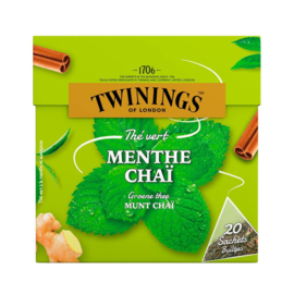Twinings Mint & Chai