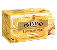 Twinings Infusions Lemon & Ginger 25 st.