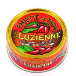 La Belle-Iloise - Emietté van Tonijn à la Luzienne