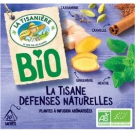 La Tisaniere Biologische Natuurlijke Weerstand thee